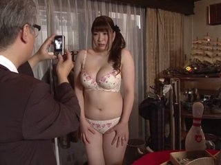 Crazy Japanese chick Chitose Saegusa in Incredible public, big tits JAV video