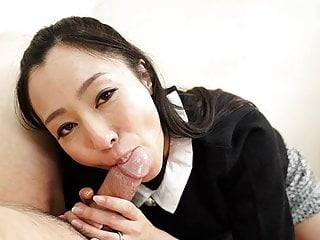 Japanese housewife Sumire was very naughty, uncensored